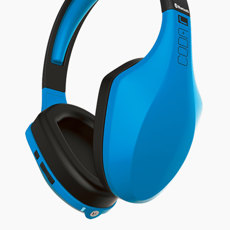 Coda Forte Blutooth headphones